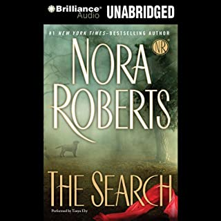 The Search audiobook cover art