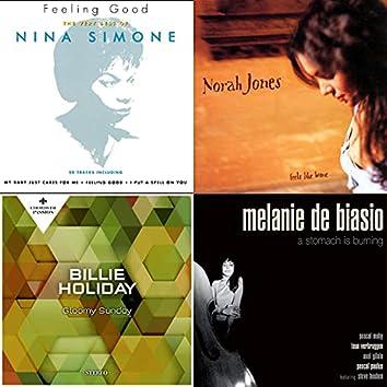 Große Jazz-Sängerinnen