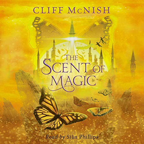 The Scent of Magic cover art