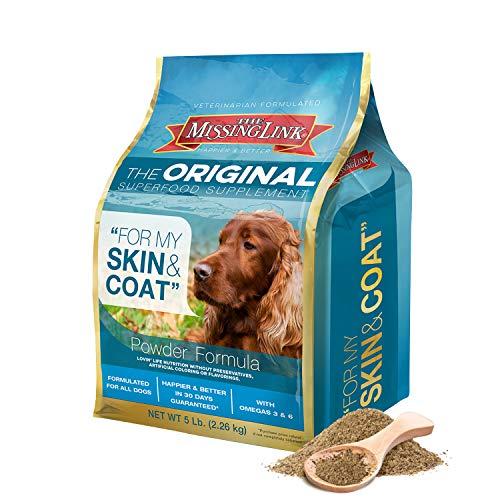 Missing Link Ultimate Skin & Coat Dog Supplement, 5 LB