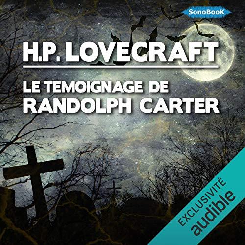 Couverture de Le témoignage de Randolph Carter