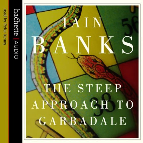 The Steep Approach to Garbadale audiobook cover art