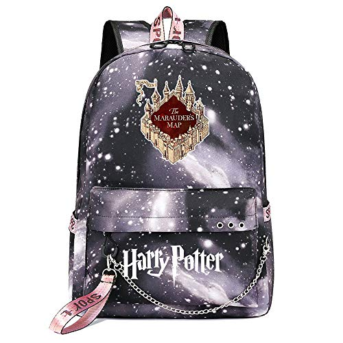 Mochila de Ocio para Estudiantes de Hogwarts, Mochila...