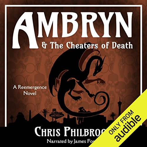 Ambryn & The Cheaters of Death audiobook cover art