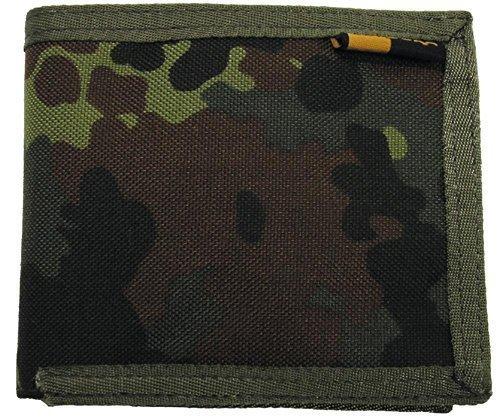 MFH Nylongeldbörse, Camouflage, Cordura