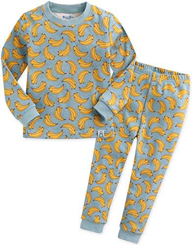 Vaenait baby Kids Girls 100% Cotton Sleepwear Pajamas 2pcs Set Dalcom Bunny XL