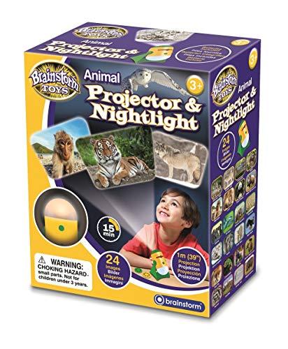 Brainstorm Toys E2053 - Proyector de animales, juguete científico