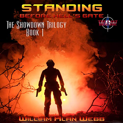 Standing Before Hell's Gate audiobook cover art