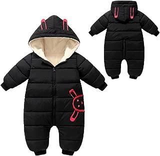 0-24 Monate Coversolate Neugeborene Babykleidung Spielanzug Hooded Wellenpunkt Strampler mit Kapuze