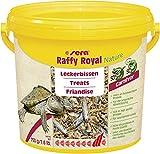 Sera 32296 Raffy Royal Sabrosos bocados con anchoas secas de pesca (50%) y camarones (50%) para...