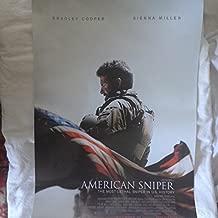 American Sniper Movie Poster 11 x 17 Style B (2014) Unframed