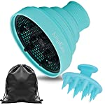 Hair Care products Collapsible Hair Dryer Diffuser Attachment – Lightweight Portable with Travel