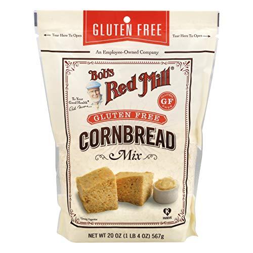 Bob's Red Mill Gluten Free Cornbread Mix, 20 Oz
