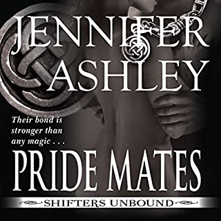 Pride Mates                   By:                                                                                                                                 Jennifer Ashley                               Narrated by:                                                                                                                                 Traci Odom                      Length: 8 hrs and 17 mins     1,403 ratings     Overall 4.3