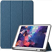 Deals on YOUMAKER iPad 8th Generation Case for iPad w/Pencil Holder