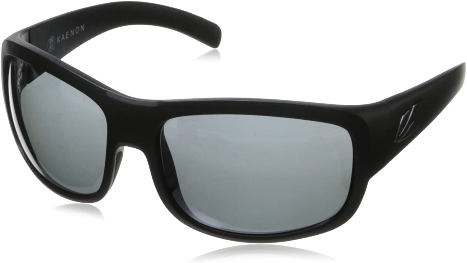 Kaenon Men's Ozlo Black Label G12m Oval Polarized Sunglasses