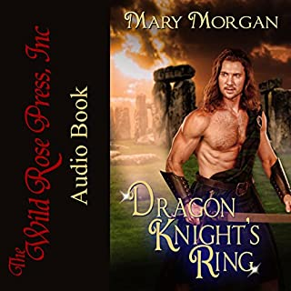 Dragon Knight's Ring audiobook cover art