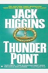 Thunder Point (Sean Dillon Book 2) Kindle Edition