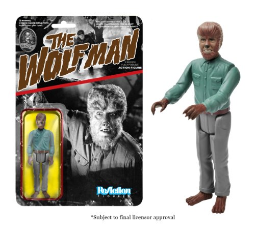 The Wolfman ReAction Figure