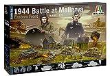 ITALERI 6182S - Maqueta de Battle at Malinava (Escala 1:72, Modelo de construcción,...