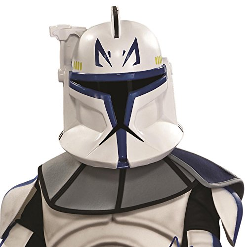 Rubies Star Wars Clone Wars Clonetrooper Rex Child's Mask (2-Piece)