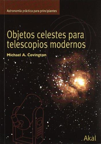 Objetos celestes para telescopios modernos: 19 (Astronomía)