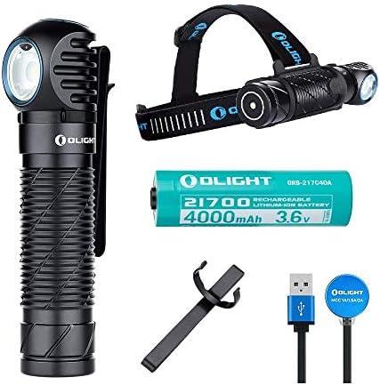 Olight Perun 2 2500 Lumens Multi Functional Vertical handheld Flashlight MCC Rechargeable 21700 product image