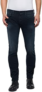 Replay Men's Hyperflex+ Slim Fit Jeans