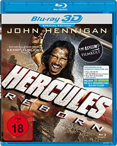 Hercules Reborn [3D Blu-ray]