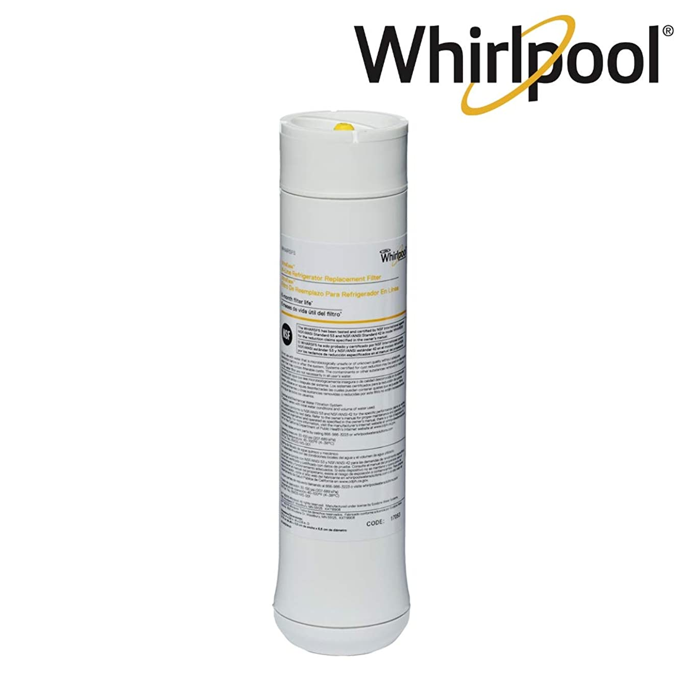 Whirlpool WHARSF5 Water Filter, Bronze