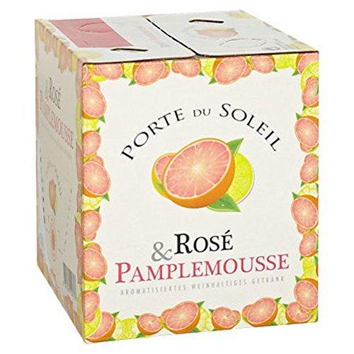 Cube Wines Porte du Soleil Rose & Pamplemousse, 2,25l