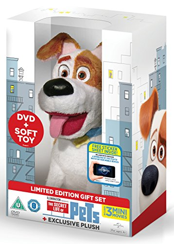 The Secret Life of Pets (Limited Edition Gift Set) [DVD]