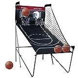 Arcade - Canasta de baloncesto para interiores y exteriores, uso en exteriores, 4...