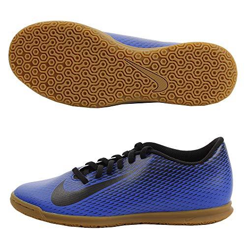 Nike Bravata II IC, Zapatillas de fútbol Sala Hombre, Multicolor (Racer Blue/Black 400), 43 EU