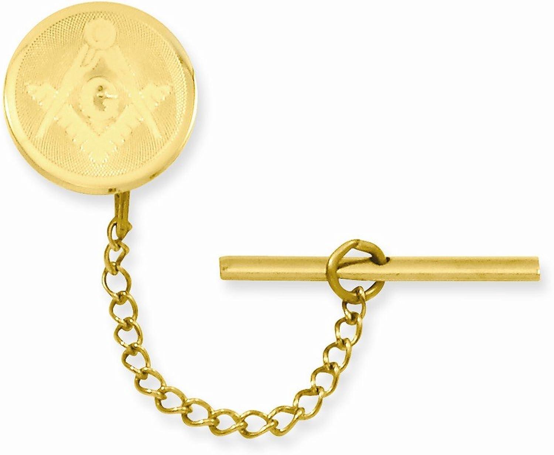goldPlated Masonic Tie Tack  JewelryWeb