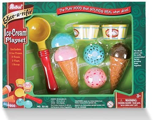 Ice Cream Playset by rotbox