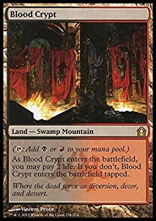 Magic: the Gathering - Blood Crypt (238) - Return to Ravnica