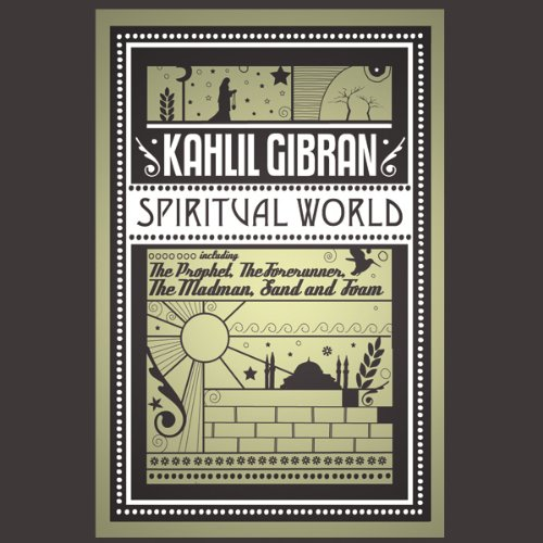 Spiritual World audiobook cover art