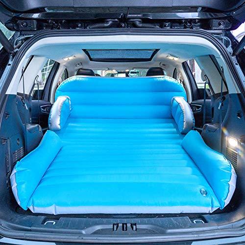 fdsfafghj Coche colchón de Aire Amazon Especial para Cama Inflable Coche Inflable Tipo de Coche Inflable @ Azul