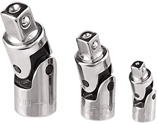 Craftsman 3 Pc. Universal joint set 9-4250, 1/4, 3/8 & 1/2 in. Drive