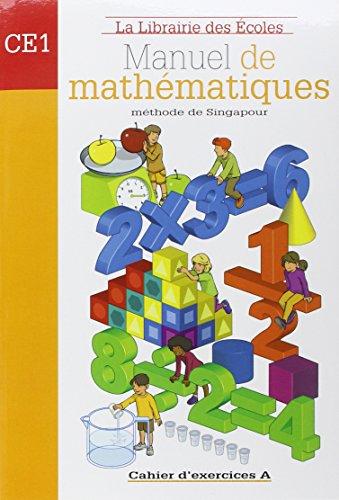 Mathématiques CE1 - Cahier d'exercices A