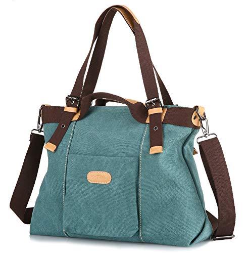 Womens Canvas Grocery Tote Handbags Casual CrossBody Shoulder Bag Rock Music Group symbol Durable Shopping Hobo bag