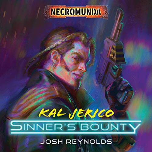Kal Jerico: Sinner's Bounty cover art