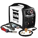 Telwin 816127 Ready Kit saldatrice Inverter multiprocesso Maxima 200 con Accessori Saldatura...