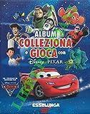 Album Colleziona e gioca con Disney Pixar.