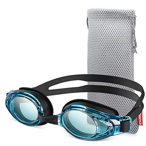 ZIONOR - Gafas de natación G8