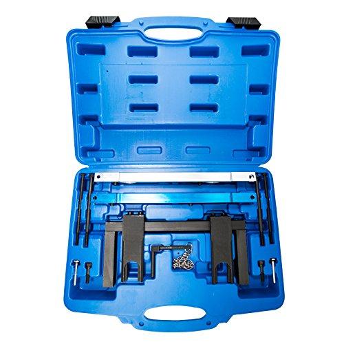 EWK Compatible with BMW N51 N52 N53 N54 Timing Cam Camshaft Alignment Locking Tool Kit