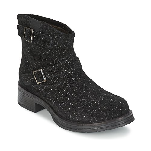 Redskins Yalo Stiefelletten/Boots Damen Schwarz - 39 - Boots Shoes