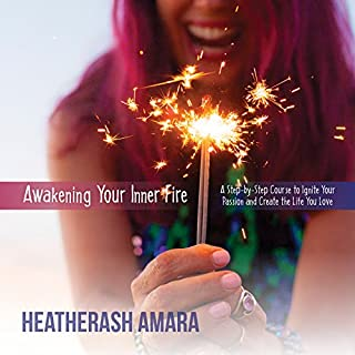 Awakening Your Inner Fire audiobook cover art