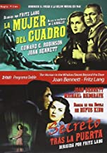The Woman In The Window (1944) / Secret Beyond The Door (1947) Region Free PAL Double-DVD